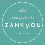 Consigliato dal Magazine Zankyou Weddings