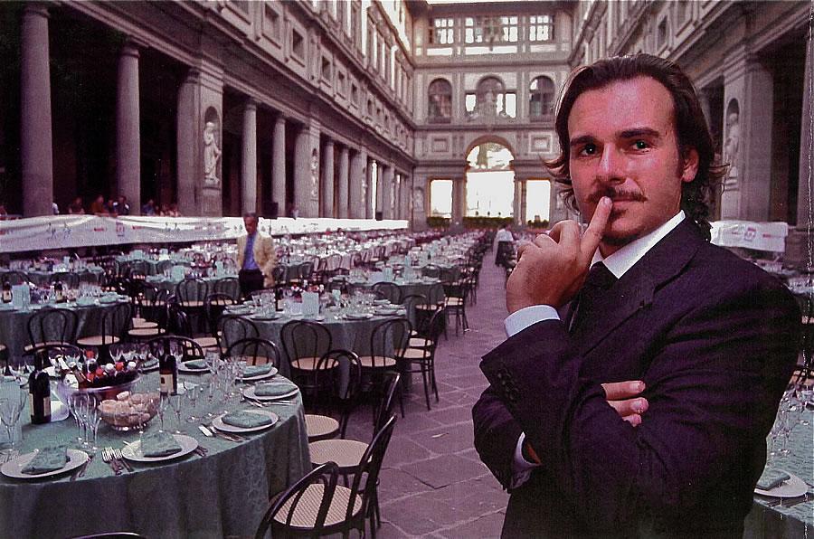 Intervista a Jerry fondatore di Le Cirque Firenze Catering