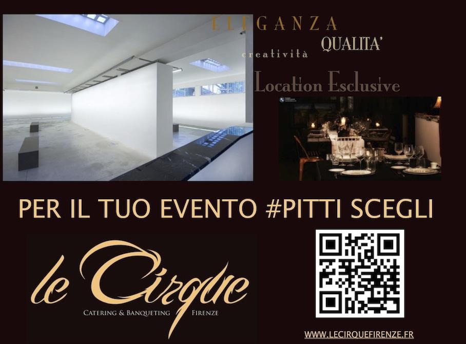 Per il tuo evento Pitti scegli Le Cirque Firenze