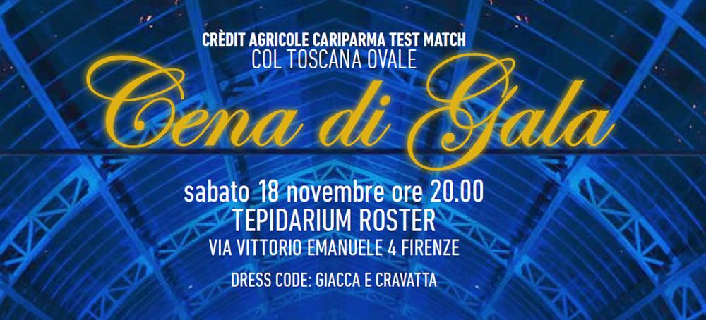 Le Cirque sarà il catering del terzo tempo di Italia – Argentina  Sabato 18 Novembre